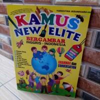 KAMUS BAHASA INGGRIS ELITE