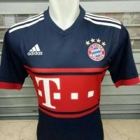 JERSEY Bayern Munchen Away New 17 18 Grade ORI