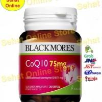 BPOM KALBE Blackmores CoQ10 75 mg - 30 Kapsul