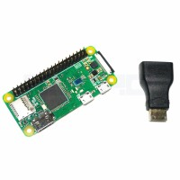 Jual Raspberry Pi Zero W - Built In Wireless WiFi Bluetooth Low Energy BLE Murah