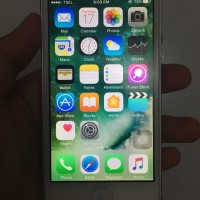 iPhone 5 Silver 64GB Second Ex Inter Singapore