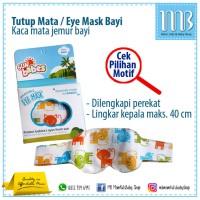 Jual Tutup mata / Eye mask bayi Murah
