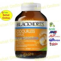 Jual BPOM KALBE BLACKMORES ODOURLESS GARLIC - 200 TABS (JANTUNG+KOLESTEROL) Murah