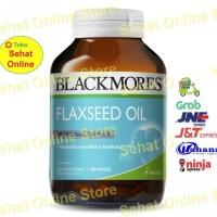 BPOM BLACKMORES FLAXSEED OIL VEGETARIAN - 100 KAPSUL