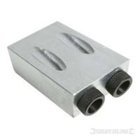 Pocket Hole Jig / Penyambungan Kayu / Silverline Pocket Berkualitas