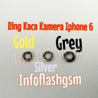Jual Ring Kamera Kaca Lens Camera Iphone 6 Murah