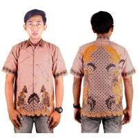 Jual Kemeja Batik | Baju Batik Pria Motif Wayang Sumbada Murah
