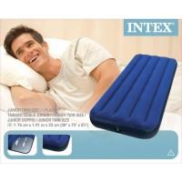 Jual Kasur Air Lock Classic Downy Air Bed 1.91 x 76cmx22cm - INTEX 68950 Murah