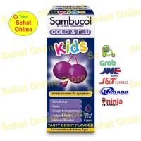 Sambucol Kids Cold & Flu - 120 ml (Australia)