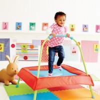 ELC Toys Junior Trampoline/ Mainan ELC Anak Trampoline Mini ORIGINAL