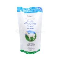 Leivy Shower Cream Goat's Milk Refill 900 Ml