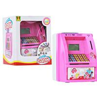 Jual BEST SELLER Mainan Edukatif Celengan ATM Mini Little Pony Bahasa Indon Murah