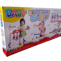 Jual Paling Murah Junior Baby Body Building Self - PlayGym - Colorful Murah