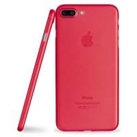 Senaru Super Slim Classic iPhone 7 Plus Case Merah