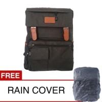 Tas Ransel Backpack Pria- Prosport 818-17 Black