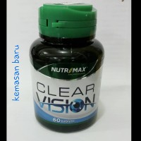 NUTRIMAX CLEAR VISION With eyebright Herb (30 tablets)
