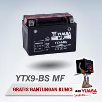 Yuasa Aki Motor YTX9-BS MF
