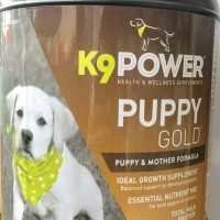 K9 Power Puppy Gold Supplement