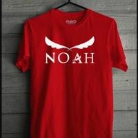 Noah Peterpan Kaos Band / Kaos Noah Distro Baju Wanita Murah Pakaian