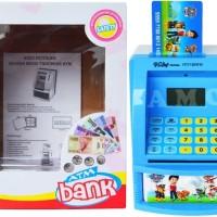 Jual CELENGAN ATM PAW PATROL WITH MONEY Murah