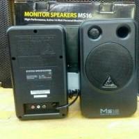 Powered Studio Monitor Speaker BEHRINGER MS16 (Original)
