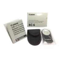 diskon IR REMOTE CONTROL RC 6 FOR CANON CAMERA WITH BOX
