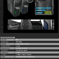 Jual VITRO ASSULT K1LLER AM4 BRISTOL RIDGE PURE 10 COMPUTE CORE RADEON RX 5 Murah