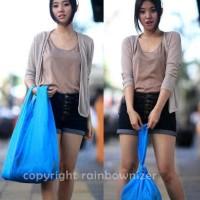 Jual Beebo Rainbownizer (Korean Style Fashion Shopping Bags) Tas Belanja Murah