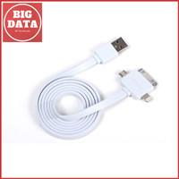 Jual USAMS 3-in-1 Cable Universal Micro USB Murah