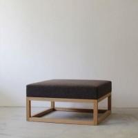 CUBIX SERIES - Kursi Tamu Sofa Modern Minimalis Ottoman - XIONCO