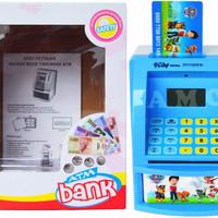 Jual Harga Grosir CELENGAN ATM PAW PATROL WITH MONEY Murah