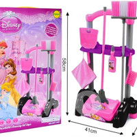 Jual Hemat CLEANING SET TROLLEY PRINCESS Murah