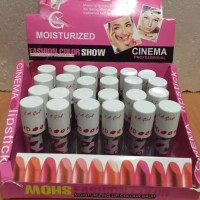 Jual BESTSELLER LA CINEMA BB L A Girl Lipcream Lipgloss Red Series Fashion Murah
