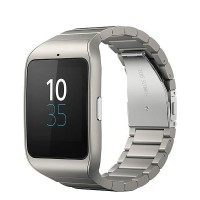 Jual Sony SmartWatch 3 SWR50 - Metal Silver Murah