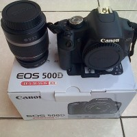 Jual CANON EOS 500D KIT 18-55MM IS. Murah