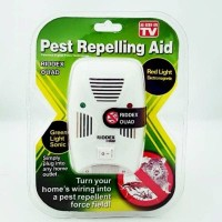 Jual Pengusir Tikus & Serangga - Pest Repelling Aid Riddex Quad Murah