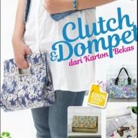 Buku Clutch & Dompet Dari Karton Bekas