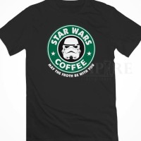 Kaos Star Wars Coffee May The Froth Be With You