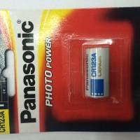 Baterai Panasonic CR123 A