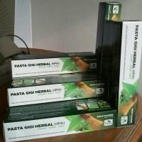 Pasta Gigi Herbal HPAI Halal ( Siwak, Sirih, Mint dan Pinang )