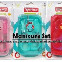 FISHER PRICE Baby Manicure Set
