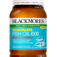 Jual blackmores fish oil 1000 odourless Murah