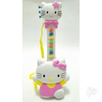 Mainan Gitar Musik Hello Kitty mainan piano anak