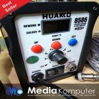 Blower dan Solder Huakko 8586 Digital