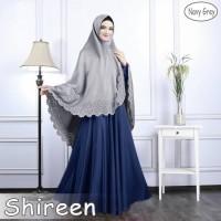 Jual 89961 SHIREEN NAVY GREY  Murah