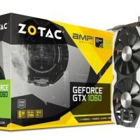 VGA ZOTAC GTX 1060 6GB AMP DUAL FAN