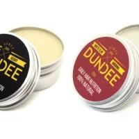 Dundee 100% Natural/Organik Pomade. Matte Clay.Wax. Sehat, tanpa kimia