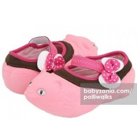 Polliwalks Shoes Kitty Mary Jane T2909
