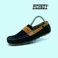 Jual  sepatu PICHBOY PB ORIGINAL HANDMADE BEST SELLER slop kasual  T0210 Murah