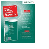 Jual  Kaspersky Small Office Security 20 Call  1 Serve Murah